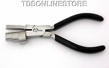 Multi Step Wrap n Tap Ring Looping Plier 13-16-20mm Loops By Eurotool
