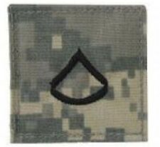 US ARMY Military clothing rank Private First Class PFC ACU Uniform UCP patch