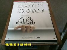 What lies beneath (horreur) movie poster A2