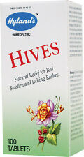 Hives, Hyland's Homeopathic, 100 tablets