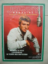Magazine n° 23 - revue du fan-Club JOHNNY HALLYDAY - 1er trimestre 1993