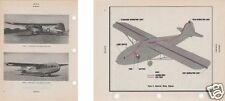 CG-10A & TG-6 Glider Manuals rare 1940's archives WW2 ARMY Taylorcraft D-Day