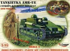 Mirage Hobby-tankieta AMR-UE CITROEN RENAULT Modello-KIT 1:35 NUOVO OVP SERBATOIO