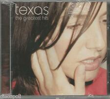 TEXAS - The Greatest hits -  CD 2000 SIGILLATO SEALED