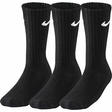 New 3 Pairs Nike Sport Crew Socks Size UK 8-11