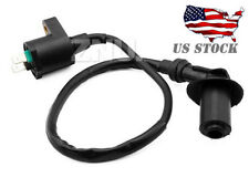 Performance Scooter Moped Ignition Spark Plug Coil Wire GY6 50 125 150cc Kart US