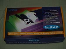 Microtek LightLid 35mm Slide & Filmstrip Scanning Adapter NIB