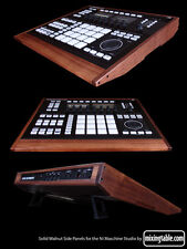 Solid Walnut Side Panels for the NI Maschine Studio - FREE Overnight Shipping