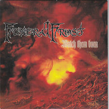 FUNERAL FROST - watch them burn EP 7""