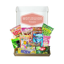 New Taste Of Asia Asian Snacks Package! Snacks from Japan & Asia! Ships TODAY!
