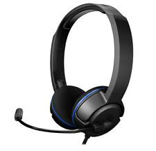 Turtle BEACH EAR FORCE PLA Nero Fascia Auricolari Per Multi-Piattaforma