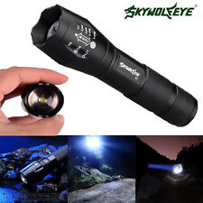 4000LM 5 Modes CREE XM-L T6 LED Torch Powerful 18650 Taschenlampen Lampe Light