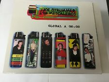 Joe Strummer and the Mescaleros : Global a Go-Go CD (2001) MINT/NMINT W INERT