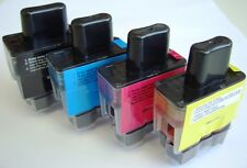 ANY 16 PRINTER INK CARTRIDGES FOR BROTHER DCP-115C DCP115C 115 C INKJET