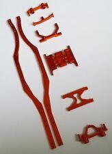 Axial SCX10 #SCX25 Alu. Frame Set Orange
