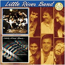 LITTLE RIVER BAND Sleeper Catcher & Time Exposure RARE OOP DELUXE 2 CD RM
