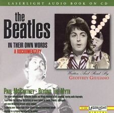 PAUL MCCARTNEY BEYOND MYTH (CD) BEATLES OWN WORDS