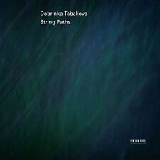 DOBRINKA TABAKOVA: String Paths ~ECM New Series ~CD