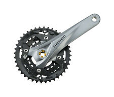 NEW Shimano Acera M3000 9-Speed 175mm 22/30/40t Square Crankset Chainguard Black