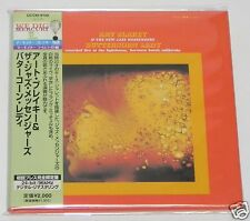 ART BLAKEY & THE JAZZ MESSENGERS / Buttercorn Lady JAPAN Mini LP CD w/OBI