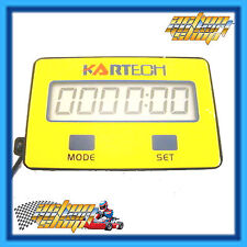 "GO KART "" TACHO & ENGINE HOURS RECORDED "" MAX RPM RECALL 2 & 4 Stroke Mode"