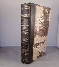 A. TROUSSEAU / CLINIQUE MEDICALE DE L'HOTEL-DIEU DE PARIS T2 / 1862 BAILLIERE