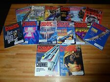 Popular Science Magazine Lot 14 Misc. Issues From The 90's