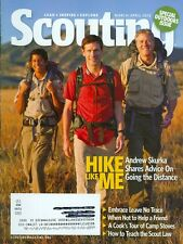 2012 Scouting Magazine: Hike With Me Andrew Skurka Going the Distance Outdoors