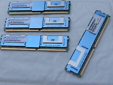 16GB Memory 4x4GB PC2-5300F ECC FBDIMM APPLE MAC Pro 1,1 2.1 3.1 IBM HP DELL SUN
