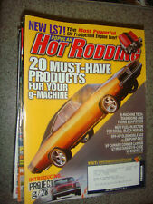 Apr 2005 Popular Hot Rodding: 20 Must-Have Products for your g-machine '67 Stang