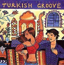 Turkish Groove by Putumayo Presents