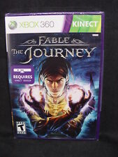 NEW Xbox 360 FABLE: THE JOURNEY Kinect action RPG game 2012 SEALED NIP