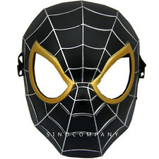 Venom SpiderMan Black Mask Fancy Dress Masquerade Costume Halloween Party FY403