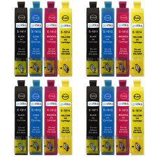 16 Ink Cartridges for Epson Expression Home XP-225 XP-322 XP-325 XP-422