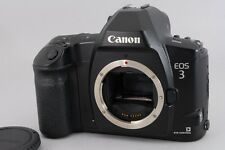 [Excellent++] Canon EOS3 35mm SLR Film Camera Body Only w/Case From Japan #02024