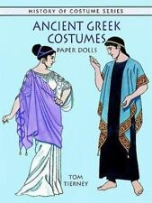 Ancient Greek Costumes Paper Dolls History of Costume