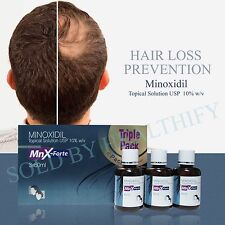 Minoxidil extra strength lotion hair growth for men  3* 60ml EXPIRY- OCT/2018