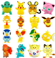 Pokemon McDonald's Happy Meal Toys EUROPE NEW 2016 FULL SET of 16 Characters