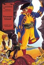 Treasure Island (Illus. Classics) HARDCOVER (Saddleback's Illustrated -ExLibrary