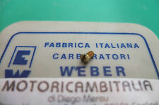 WEBER 64570005 CARBURATORE VITE FARFALLA BUTTERFLY SCREW FIAT 500 IMB