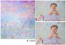 8x8ft Vinyl Photo Background Babys Newborn Pink Backdrop Personal Studio Props