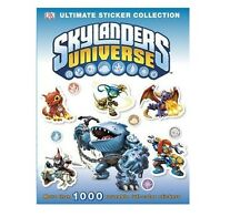 Ultimate Sticker Collections: Skylanders Universe by Dorling Kindersley Publishi