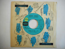 45t SIXTIES PORT 0€ ▓ ANNIE CORDY : JOUE TA VIE / FOR ME FORMIDABLE