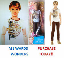 Ken Doll (Blonde Hair) - Ken Fashionista Barbie Life In the Dreamhouse