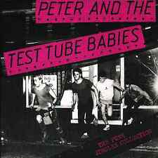 PETER & THE TEST TUBE BABIES - PUNK SINGLES COLLECTION (still sealed LP)  RRS35