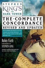 The Dark Tower: Stephen King's the Dark Tower - The Complete Concordance by...