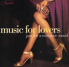 Music For Lovers: Jazz For A Romantic Mood - Various Artists (CD 2006)