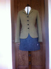 Harris tweed Aline skirt kilt ladies gift tartan gift