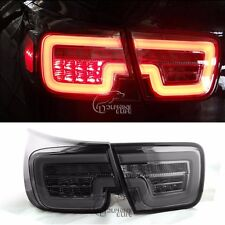 Fit for Chevrolet Malibu 2014 2015 Car Tail Lights Lamp DRL Turn Signals Black