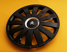 "CITROEN C1,C2,C3,Saxo...Etc.  4x14""  ALLOY LOOK CAR WHEEL TRIMS/COVERS, HUB CAPS"